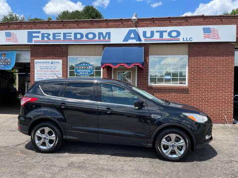 2014 Ford Escape for sale at FREEDOM AUTO LLC in Wilkesboro NC