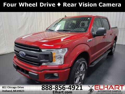 2020 Ford F-150 for sale at Elhart Automotive Campus in Holland MI