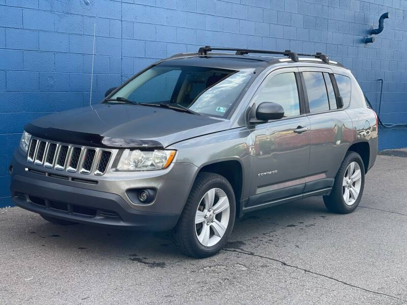 2011 Jeep Compass for sale at Omega Motors in Waterford MI