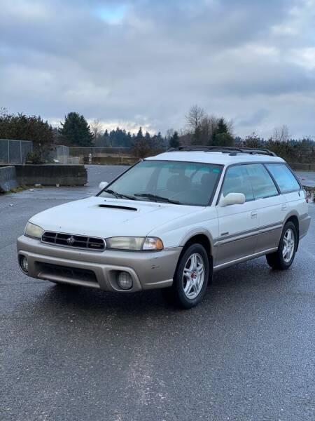 1999 Subaru Legacy for sale at Washington Auto Sales in Tacoma WA