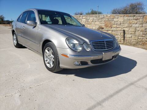 2005 Mercedes-Benz E-Class for sale at Hi-Tech Automotive - Kyle in Kyle TX