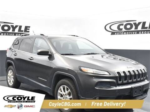 2014 Jeep Cherokee for sale at COYLE GM - COYLE NISSAN - New Inventory in Clarksville IN