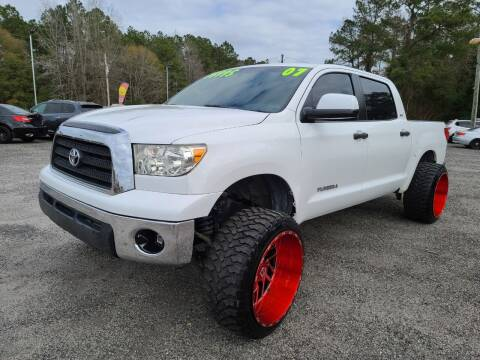 2007 Toyota Tundra for sale at Let's Go Auto in Florence SC