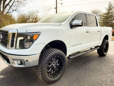 2018 Nissan Titan for sale at Tennessee Imports Inc in Nashville TN
