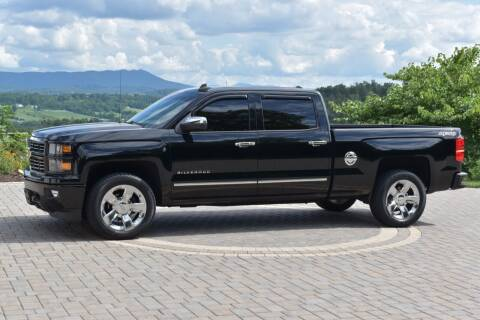 2015 Chevrolet Silverado 1500 for sale at JW Auto Sales LLC in Harrisonburg VA
