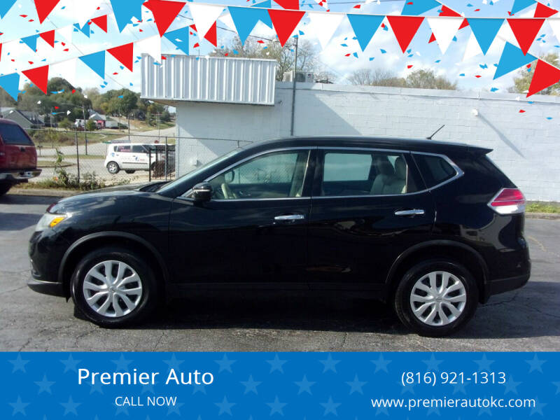 2014 Nissan Rogue for sale at Premier Auto in Independence MO