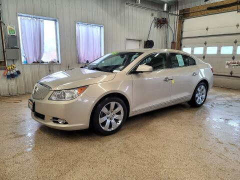 2012 Buick LaCrosse for sale at Sand's Auto Sales in Cambridge MN