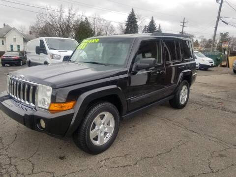 2008 Jeep Commander for sale at DALE'S AUTO INC in Mt Clemens MI