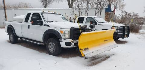 2014 Ford F-250 Super Duty for sale at HomeTown Motors in Gillette WY