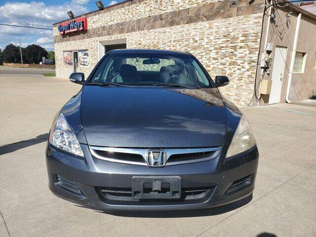 2007 Honda Accord for sale at Great Ways Auto Finance in Redford MI
