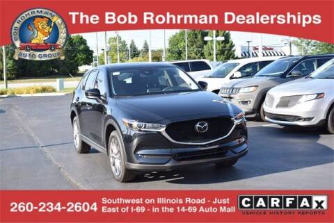 2020 Mazda CX-5 for sale at BOB ROHRMAN FORT WAYNE TOYOTA in Fort Wayne IN