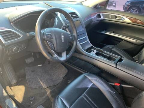 2016 Lincoln MKZ for sale at Excellence Auto Direct in Euless TX