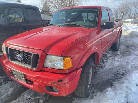 2005 Ford Ranger for sale at Action Automotive Service LLC in Hudson NY