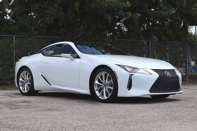 2018 Lexus LC 500 for sale at No 1 Auto Sales in Hollywood FL