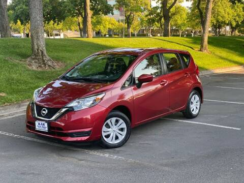 2019 Nissan Versa Note for sale at KAS Auto Sales in Sacramento CA