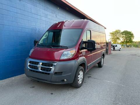 2018 RAM ProMaster Cargo for sale at Omega Motors in Waterford MI