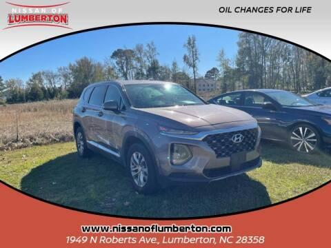2019 Hyundai Santa Fe for sale at Nissan of Lumberton in Lumberton NC