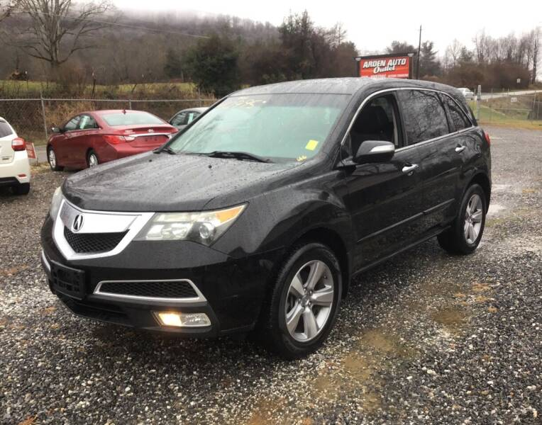 2011 Acura MDX for sale at Arden Auto Outlet in Arden NC