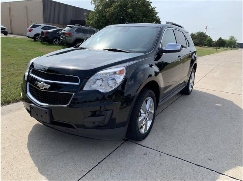 2015 Chevrolet Equinox for sale at Metro Car Co. in Troy MI