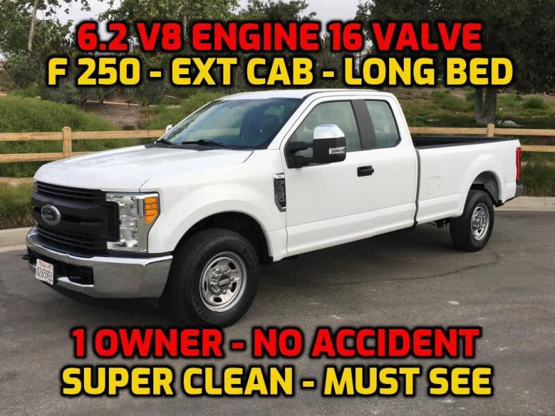 2017 Ford F-250 Super Duty for sale at OC Used Auto in Newport Beach CA