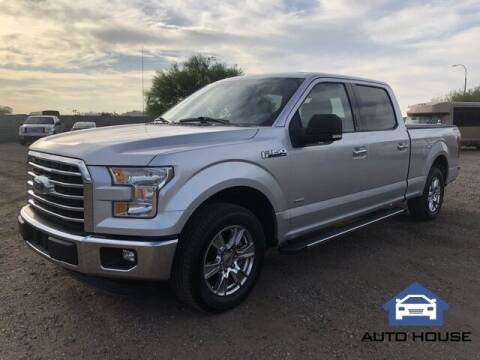 2015 Ford F-150 for sale at MyAutoJack.com @ Auto House in Tempe AZ
