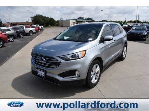2020 Ford Edge for sale at South Plains Autoplex by RANDY BUCHANAN in Lubbock TX