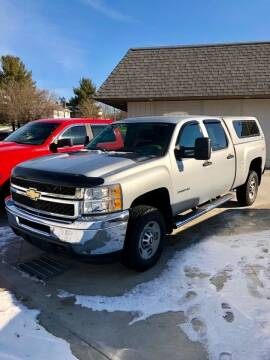 2012 Chevrolet Silverado 2500HD for sale at Stephen Motor Sales LLC in Caldwell OH