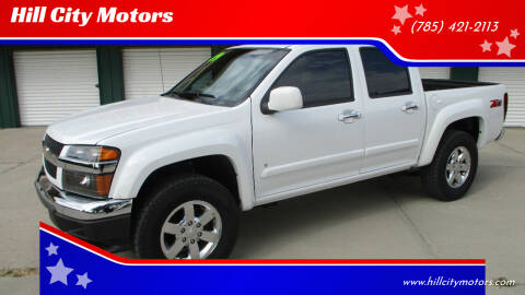 2009 Chevrolet Colorado for sale at Hill City Motors in Hill City KS