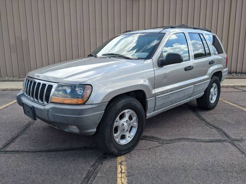2000 Jeep Grand Cherokee for sale at Tucson Motors in Sioux Falls SD