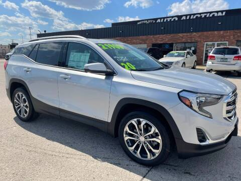 2020 GMC Terrain for sale at Motor City Auto Auction in Fraser MI