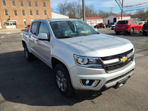 2020 Chevrolet Colorado for sale at LeMond's Chevrolet Chrysler in Fairfield IL