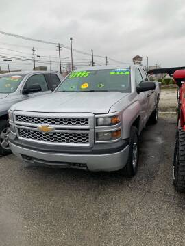 2014 Chevrolet Silverado 1500 for sale at Craven Cars in Louisville KY