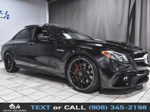 2019 Mercedes-Benz E-Class for sale at AUTO HOLDING in Hillside NJ