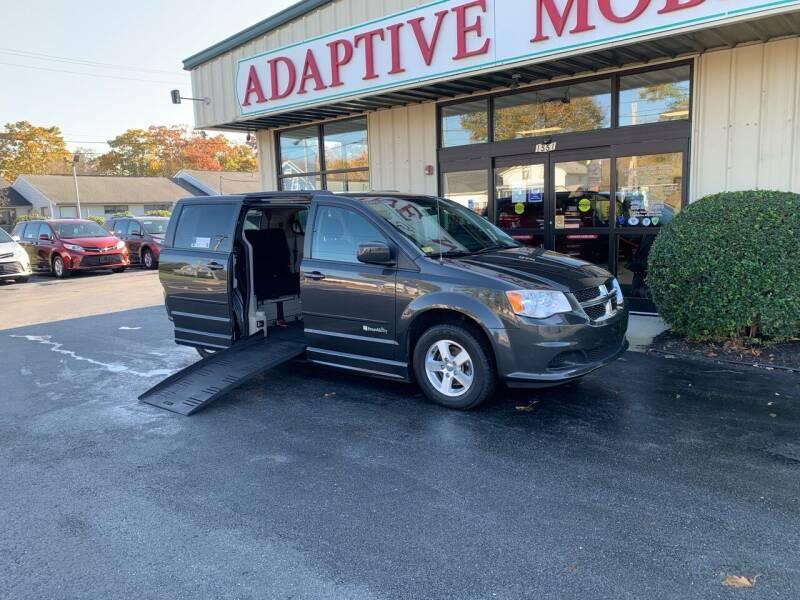 2012 Dodge Grand Caravan for sale at Adaptive Mobility Wheelchair Vans in Seekonk MA