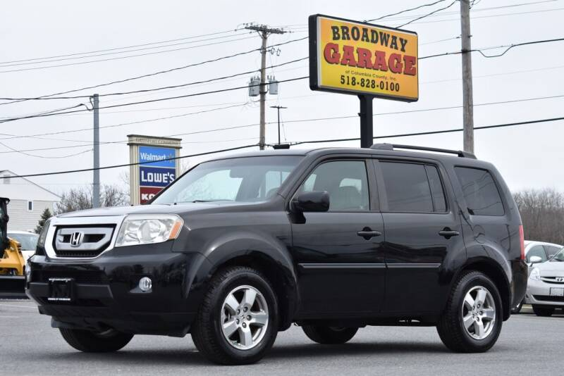 2011 Honda Pilot for sale at Broadway Garage of Columbia County Inc. in Hudson NY