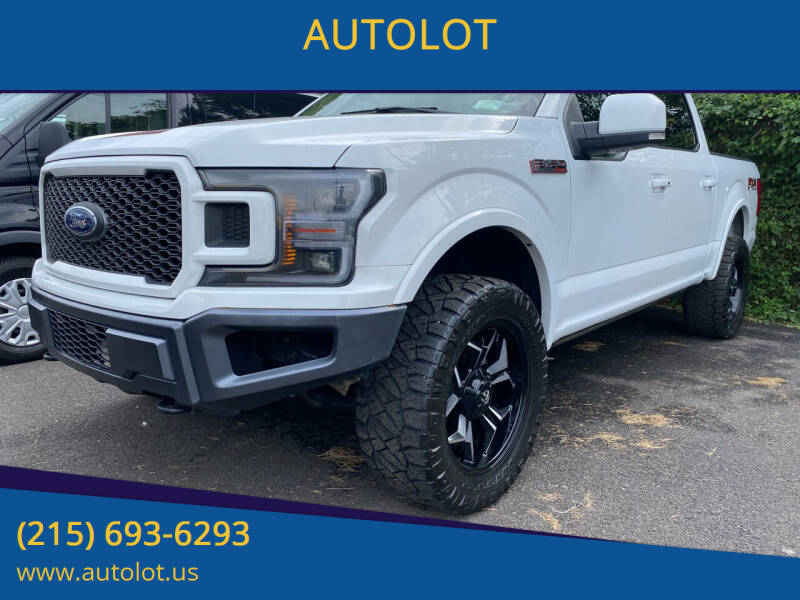 2018 Ford F-150 for sale at AUTOLOT in Bristol PA
