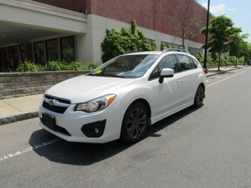 2013 Subaru Impreza for sale at Boston Auto Sales in Brighton MA