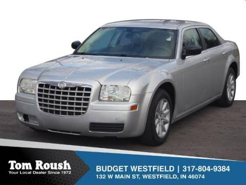 2008 Chrysler 300 for sale at Tom Roush Budget Westfield in Westfield IN