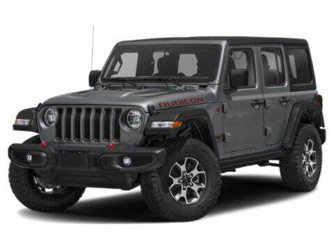 2021 Jeep Wrangler Unlimited for sale at QUALITY MOTORS in Salmon ID
