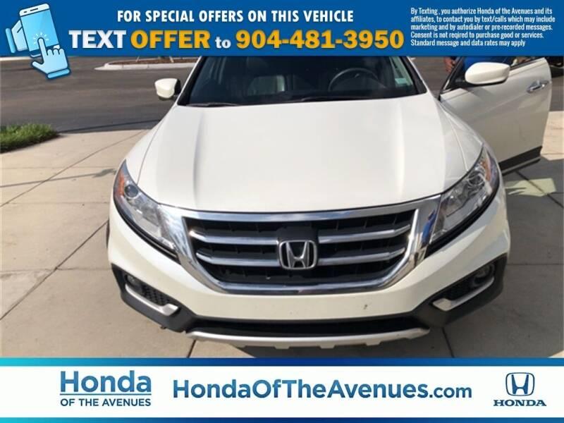 2015 Honda Crosstour for sale at Honda of The Avenues in Jacksonville FL