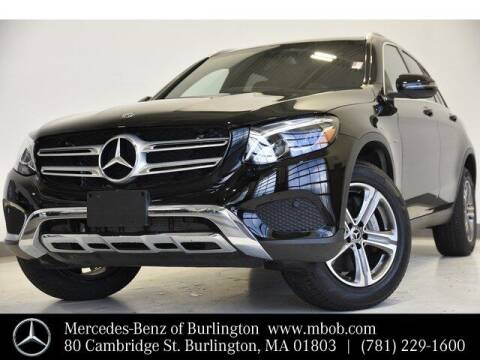 2019 Mercedes-Benz GLC for sale at Mercedes Benz of Burlington in Burlington MA