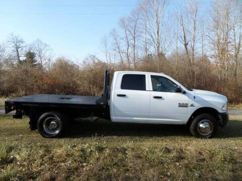 2014 RAM Ram Chassis 3500 for sale at Apex Auto Sales LLC in Petersburg MI