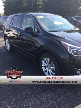 2020 Buick Envision for sale at Bob Clapper Automotive, Inc in Janesville WI