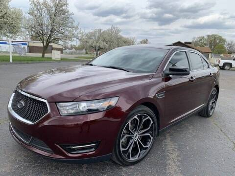 2018 Ford Taurus for sale at Star Auto Group in Melvindale MI