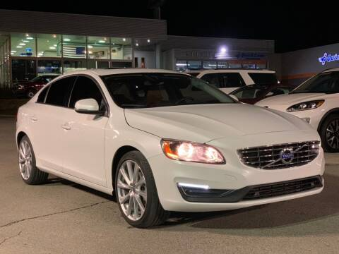 2018 Volvo S60 for sale at A.I. Monroe Auto Sales in Bountiful UT