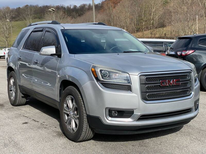 2016 GMC Acadia for sale at Griffith Auto Sales in Home PA