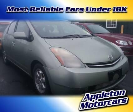 2009 Toyota Prius for sale at Appleton Motorcars Sales & Service in Appleton WI