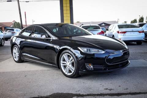 2015 Tesla Model S for sale at Star Auto Inc. in Murfreesboro TN