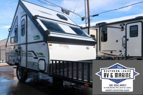 2021 Forest River ROCKWOOD A122TH-W for sale at SOUTHERN IDAHO RV AND MARINE in Jerome ID