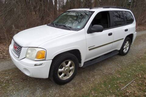 2006 GMC Envoy for sale at WESTERN RESERVE AUTO SALES in Beloit OH